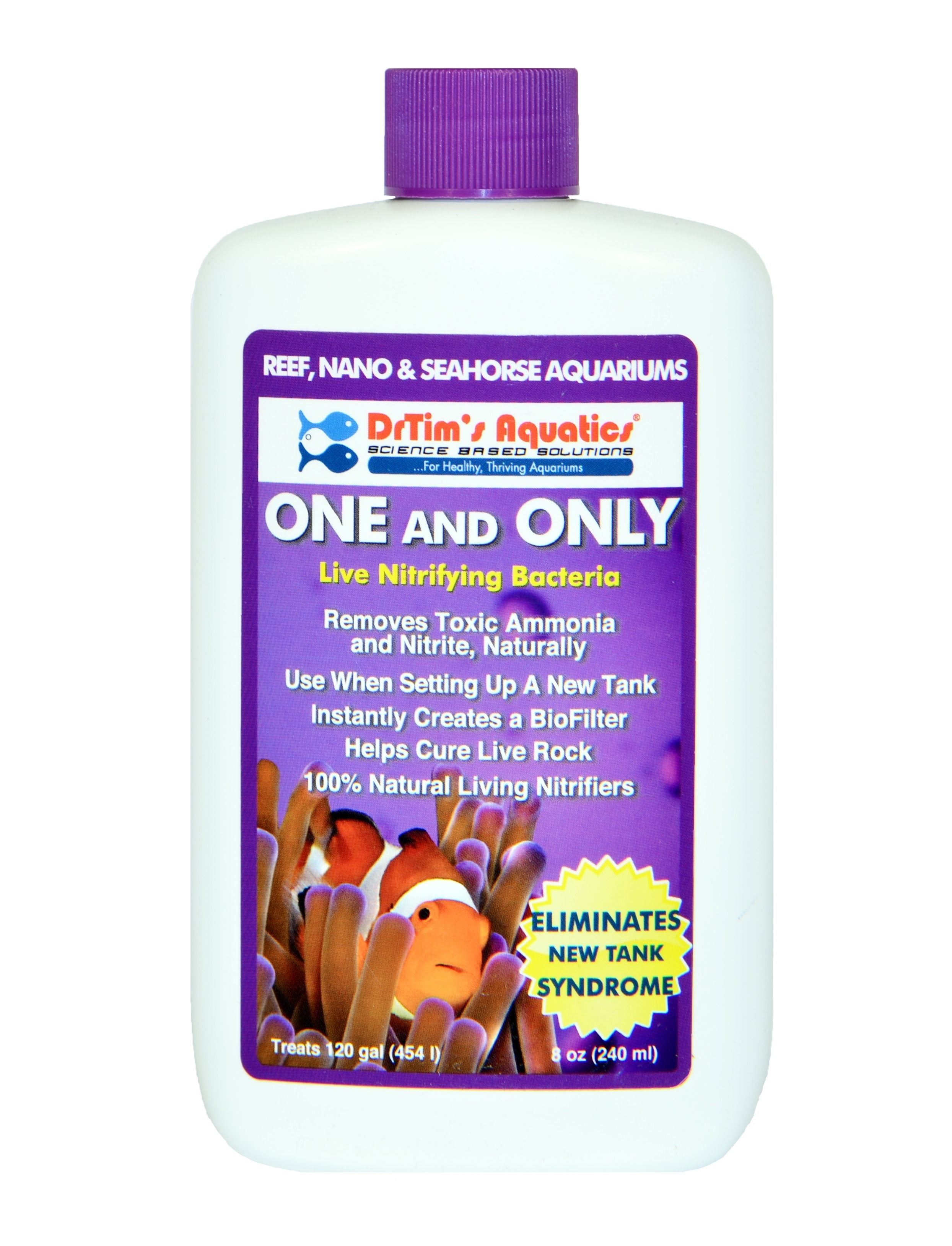 One Only Nitrifying Bacteria For Reef Nano Aquaria