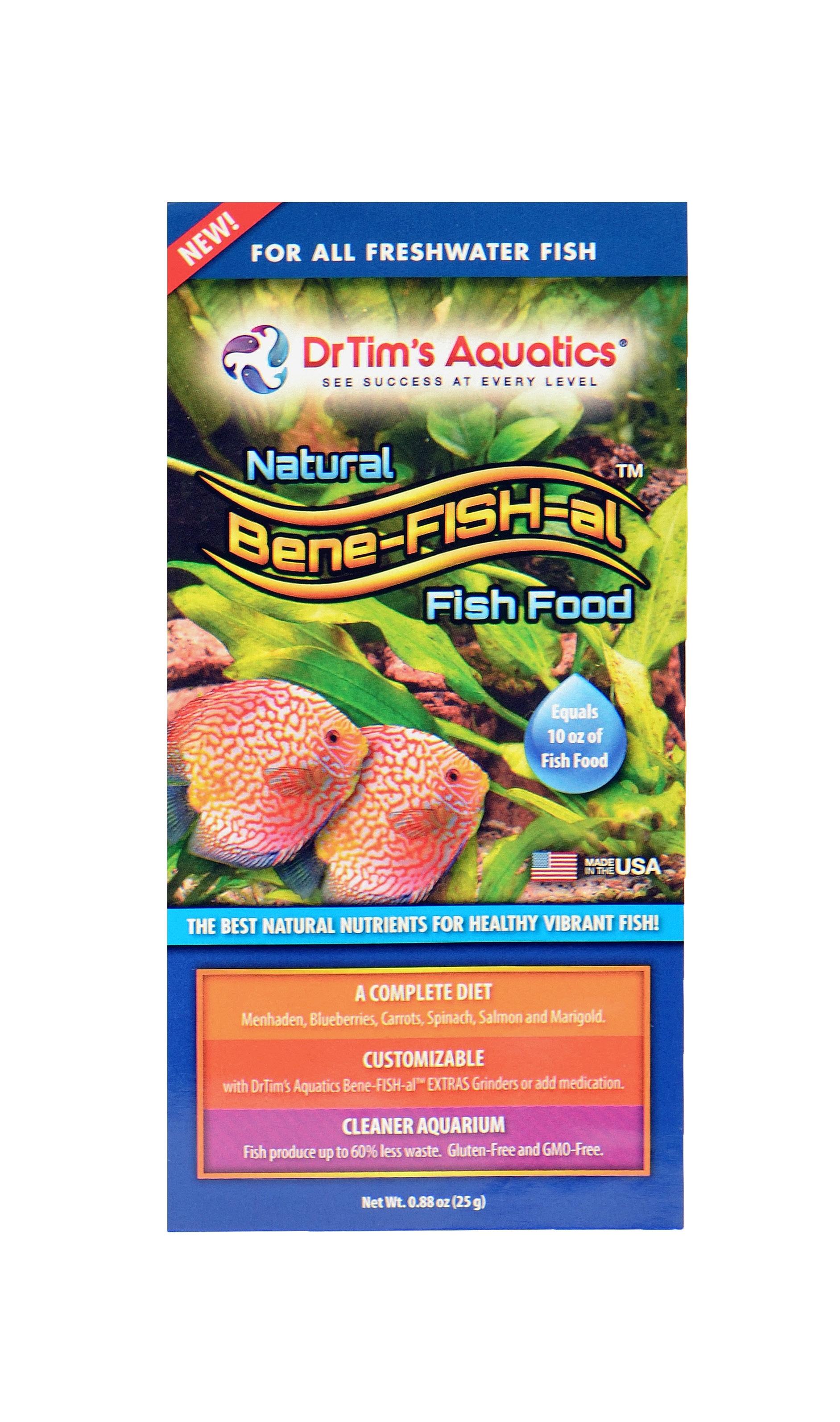 Bene-FISH-al Freshwater Fish Food - Single Pack