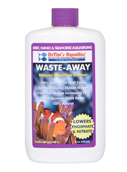 Waste-Away Sludge Busing Bacteria for Reef, Nano, and Seahorse Aquaria