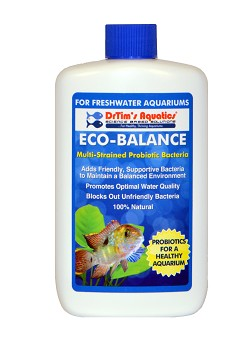 Eco-Balance Probiotic Bacteria for Freshwater Aquaria