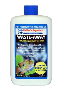 Waste-Away Sludge Busting Bacteria for Freshwater Aquaria