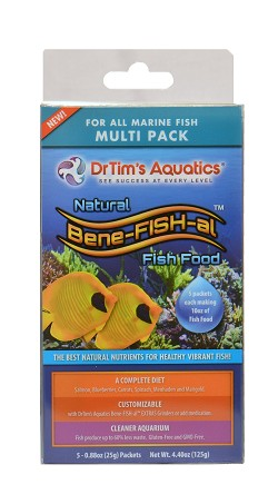 Bene-FISH-al Marine Fish Food Multi-pack