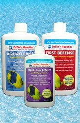Saltwater Aquarium Starter Kit