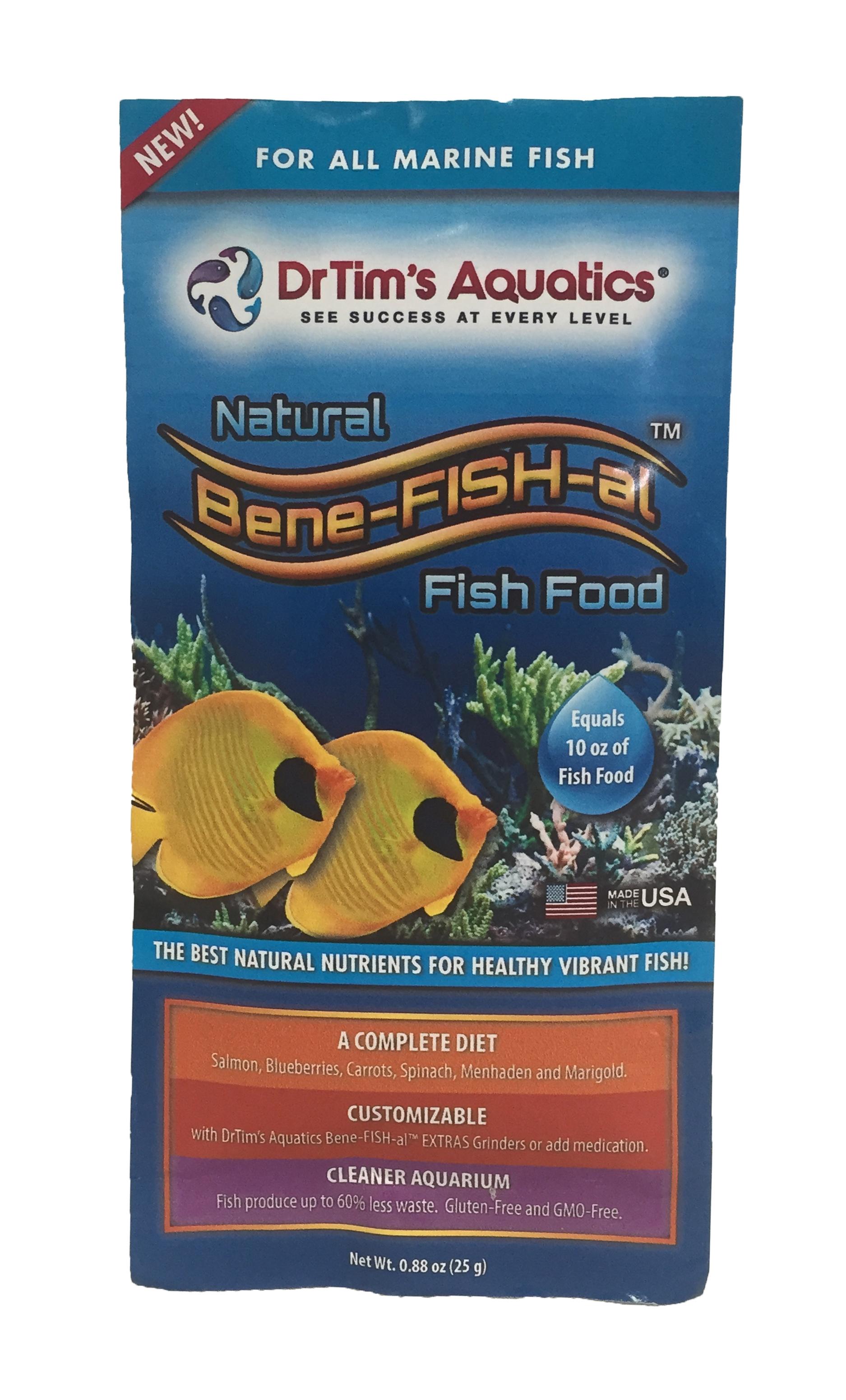 Bene Fish Al Marine Fish Food Single Pack Dt 710