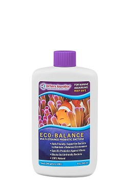 Eco-Balance Beneficial Probiotic Bacteria (8 oz shown)