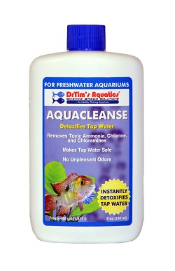 AquaCleanse Tap Water Detoxifier for Freshwater