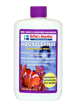 AquaCleanse Tap Water Detoxifier for Reef and Nano Aquaria