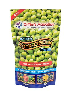 freeze-dried Peas refill