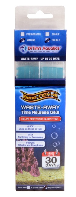 Waste-Away Gel Marine Large (Treats up to 150 gal) 2-pack